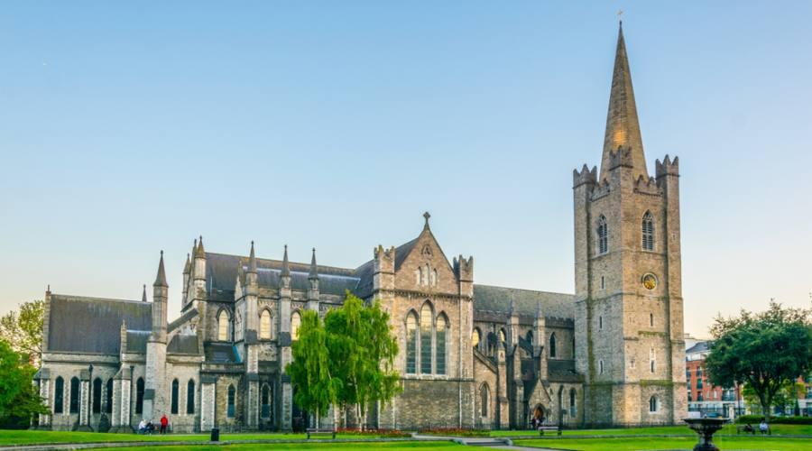 Dublino Cattedrale di San Patrizio