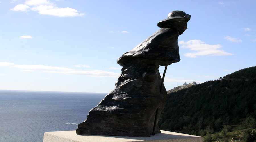 Monumento al Pellegrino