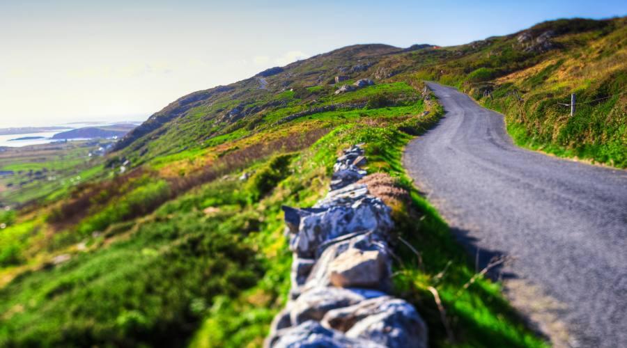 Strada in Donegal