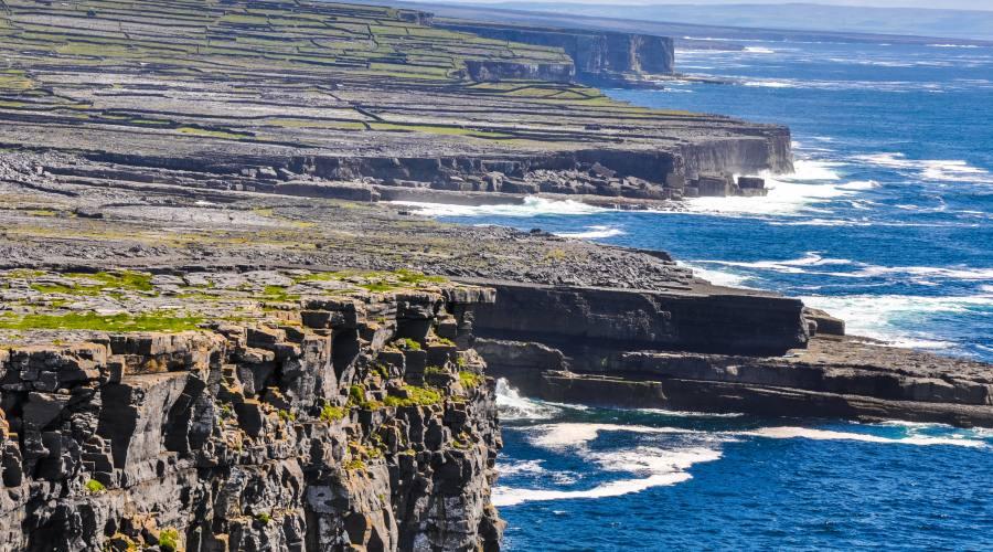 Scogliere di Inishmore, Isole Aran