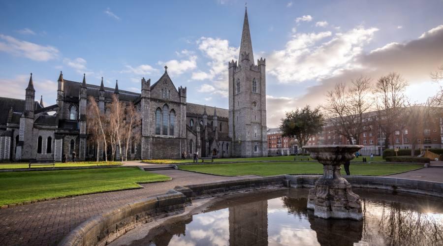 Cattedrale di St Patrick a Dublino