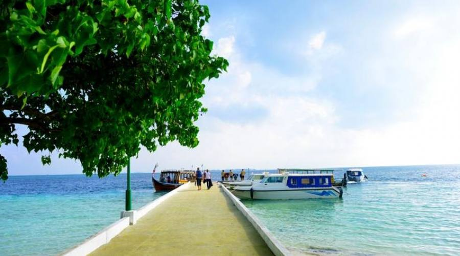 Biyadhoo Island resort_Pontile