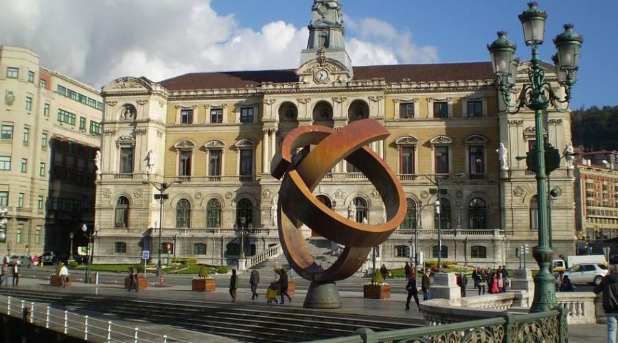 piazza di Bilbao