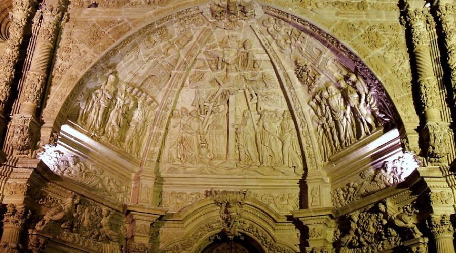 chiesa di Santa Maria Astorga