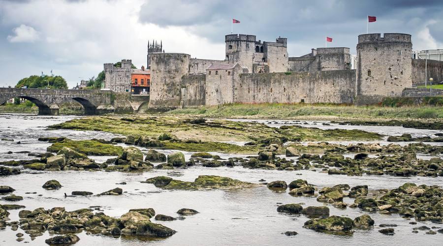 Castello King John a Limerick