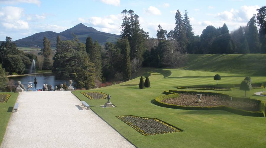 Giardini Irlandesi nelle Wicklow