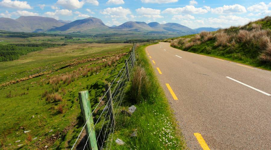 Strada del Ring of Kerry