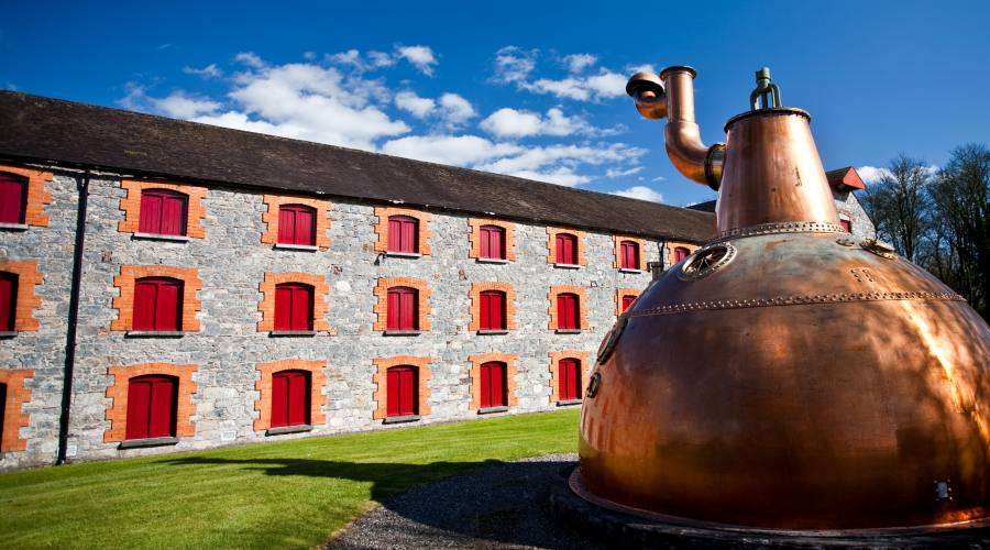 Distilleria Jameson Whiskey Heritage Centre