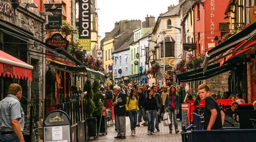 Itinerari enogastronomici in Irlanda