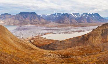 Campo base alle Spitsbergen