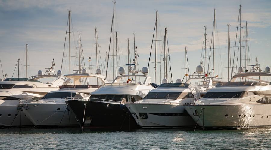 porto di Cala Ratjada