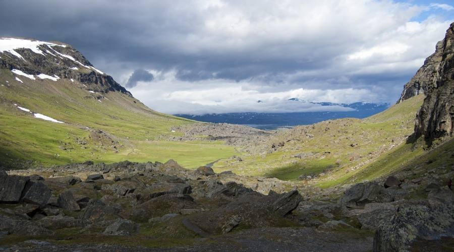 Trollsjon - Kiruna