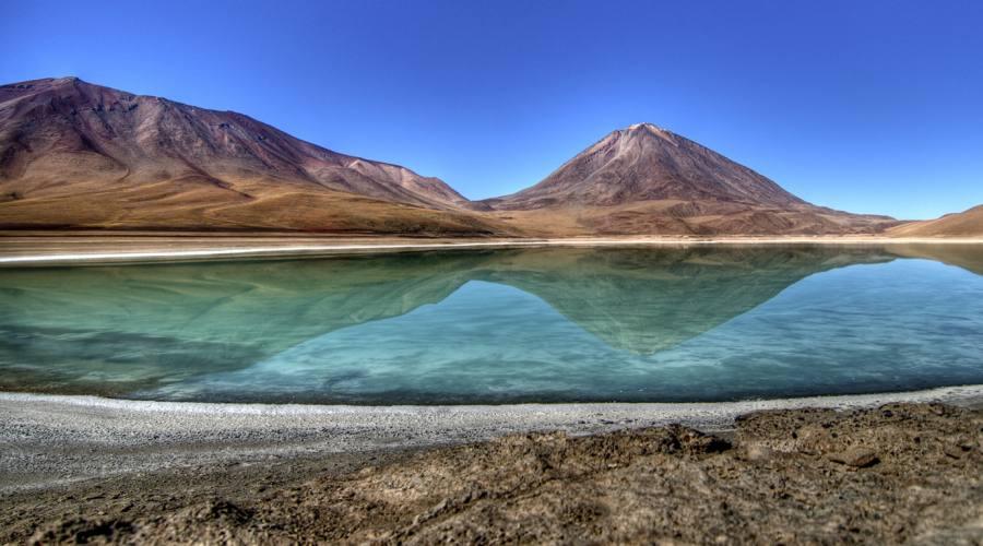 Laguna Miscanti deserto di Atacama