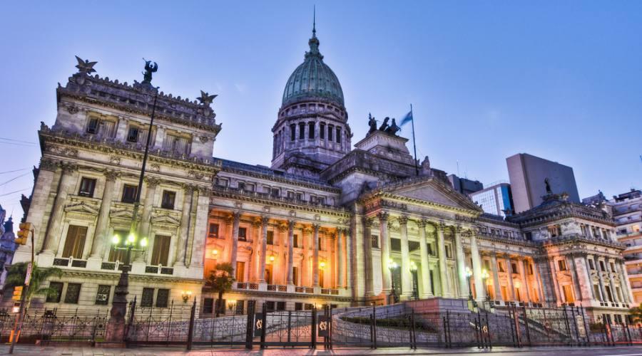 Buenos Aires - Palazzo del Congresso Nazionale