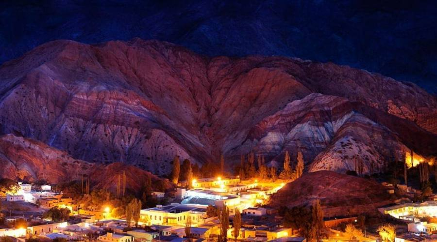 Salta - By Night