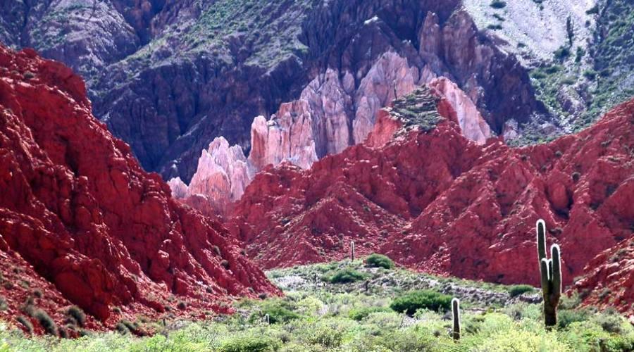 Quebrada de Purmamarca - Cerro dei Sette Colori