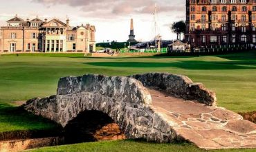 St Andrews, The Home of Golf!