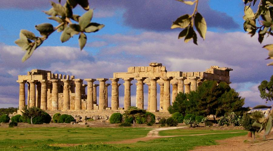 la valle dei Templi di Agrigento