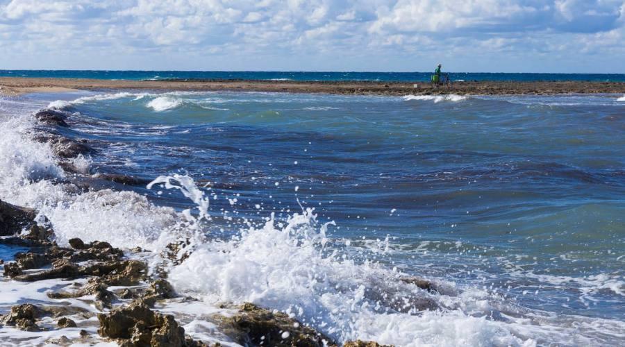 La costa pugliese