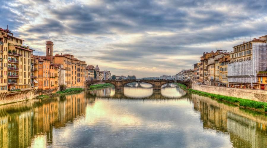 Firenze, ponte Santa Trinità