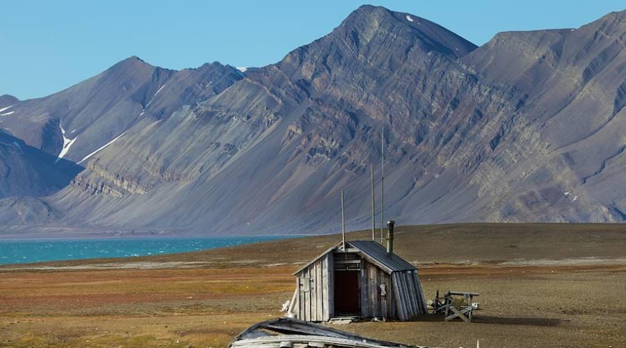 Paesaggi dello Spitsbergen