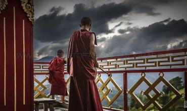 In Viaggio con il Fotografo. La Valle di Kathmandu e gli scenari himalayani