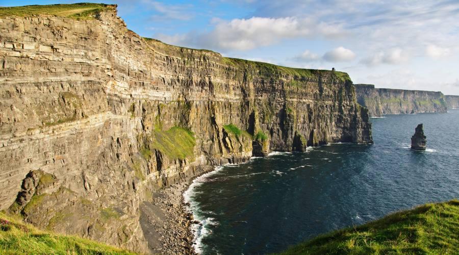 Scogliere di Moher in Irlanda