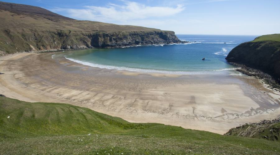 Spiagge del Donegal in Irlanda
