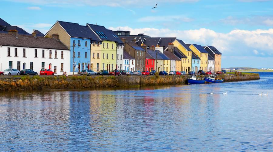 Galway, città di Irlanda
