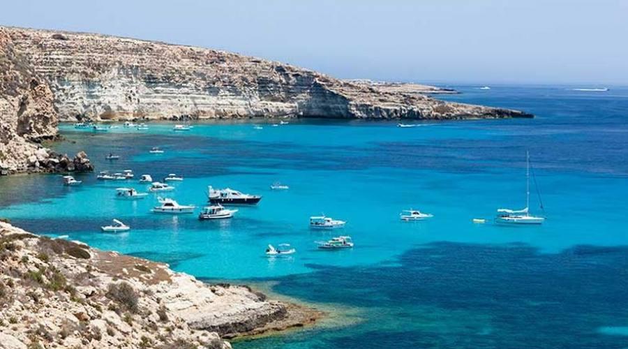 Mare di Lampedusa