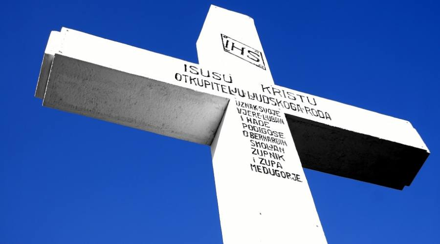 Grande Croce (Monte Krizevac)
