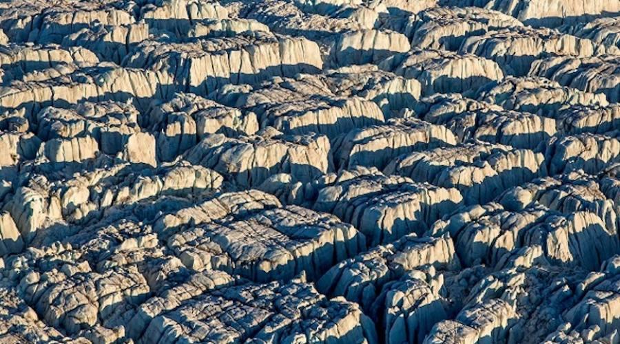 Calotta polare dietro Ilulissat
