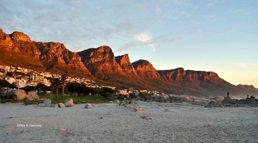 Spiaggia vicino Cape Town