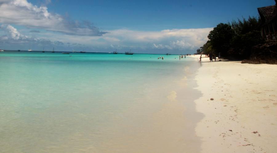 La spiaggia di Nugwi