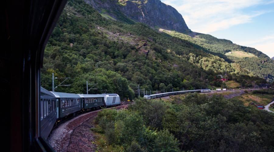 Flamsbana - La famosa ferrovia da Myrdal a Flam, Norway in a Nutshell
