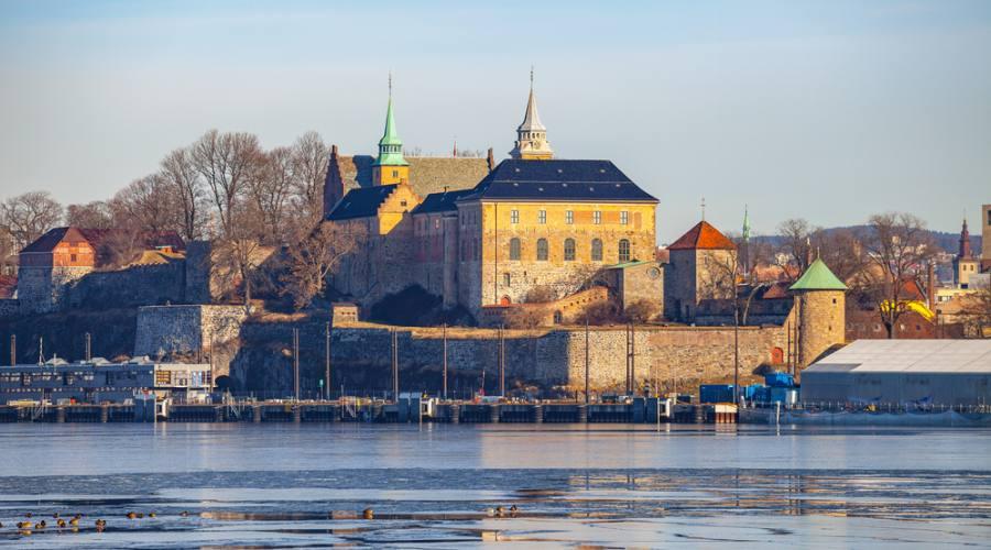 Oslo, il Forte Akershus,, Norway in a Nutshell