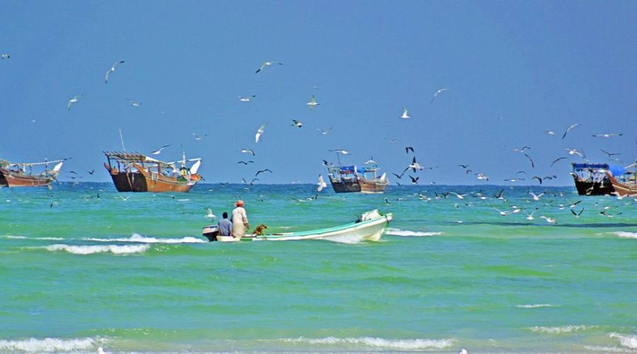 Il Mare in Oman