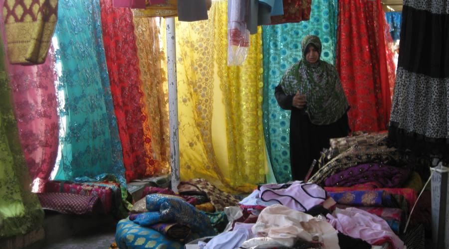 mercato dei tessuti
