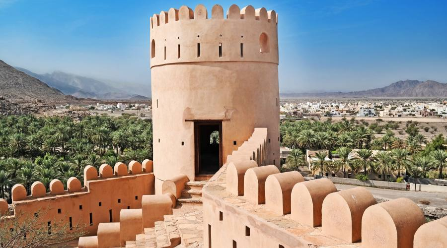 Forte di Nakhl