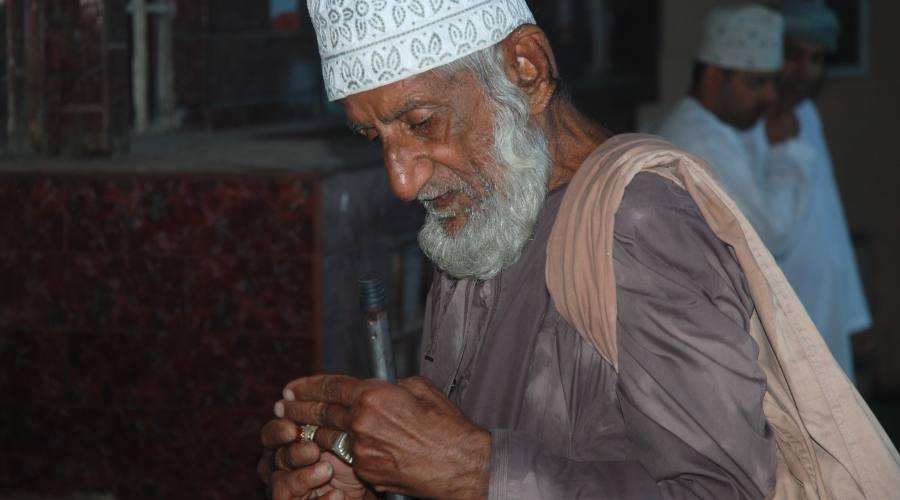 anziano omanita