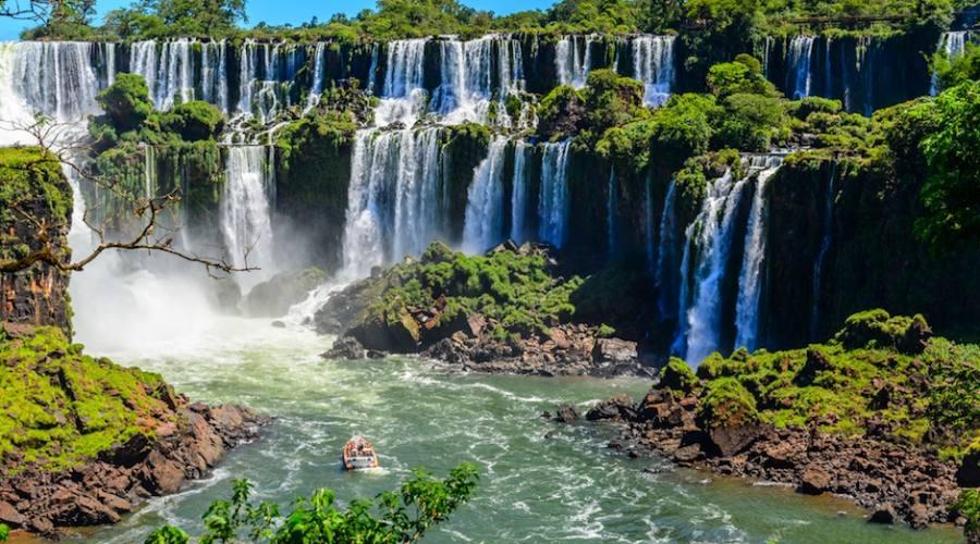 Cascate Iguazù Lato Argentino