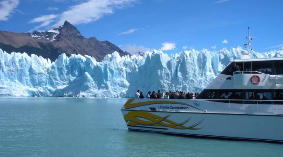 Navigazione Lago Argentino