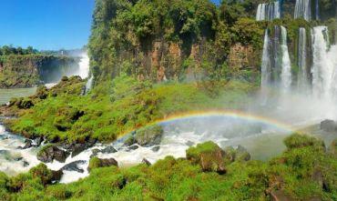 Meraviglie della Patagonia e Cascate di Iguazù.