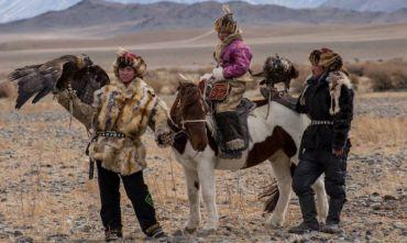 Itinerario per grandi viaggiatori: Il Festival delle Aquile