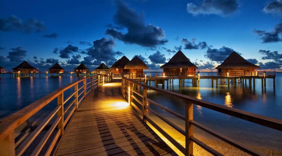Rangiroa - Kia Ora Resort & Spa - Overwater Bungalow