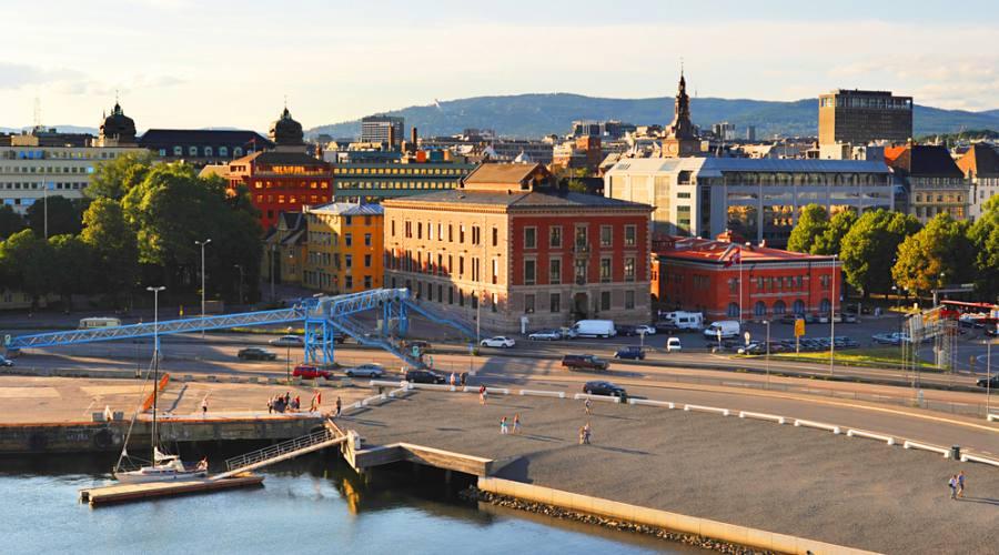 Oslo, Viaggio fly&drive in Norvegia