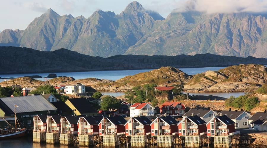 Svolvaer, Lofoten, Viaggio fly&drive in Norvegia