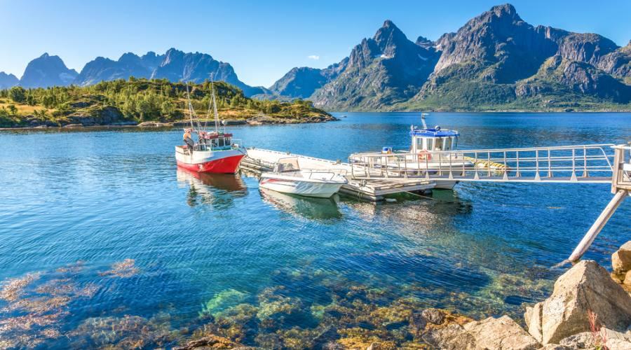 Trollfjord, Lofoten, Viaggio fly&drive in Norvegia