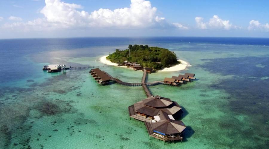Lankayan Island Resort