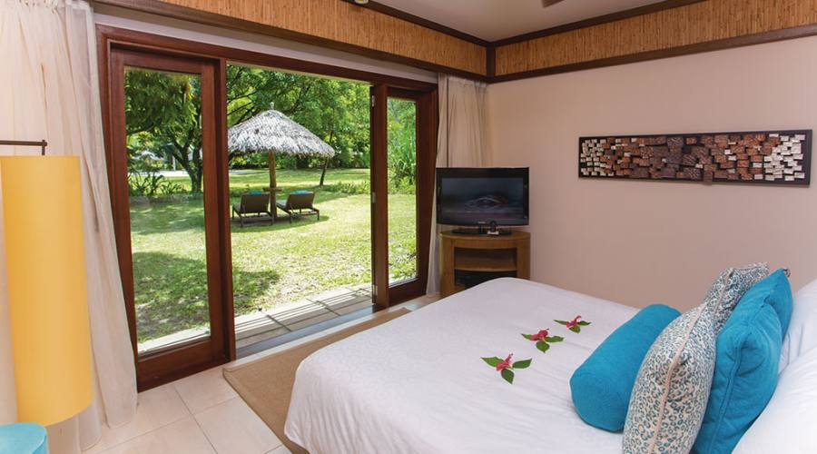 Mahe' - la Beach Villa del Constance Ephelia 5 stelle